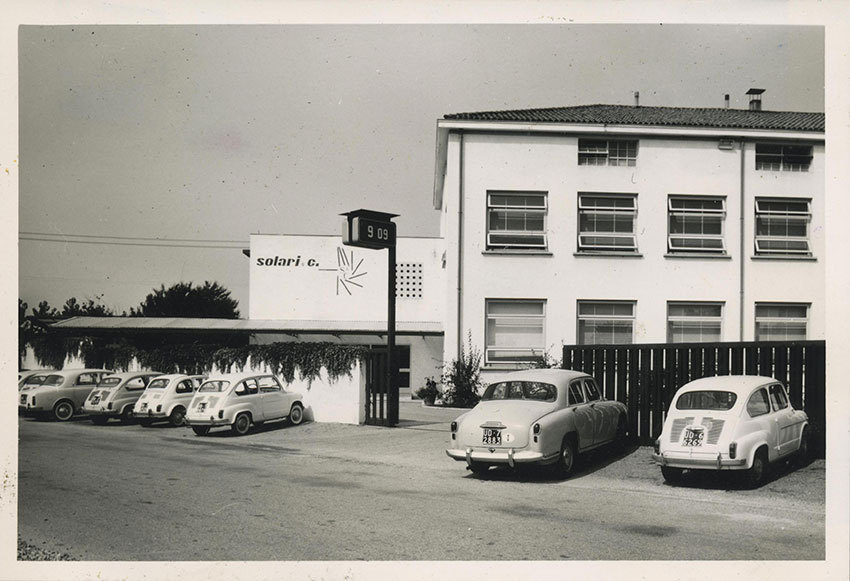 Stabilimento Solari, Udine.